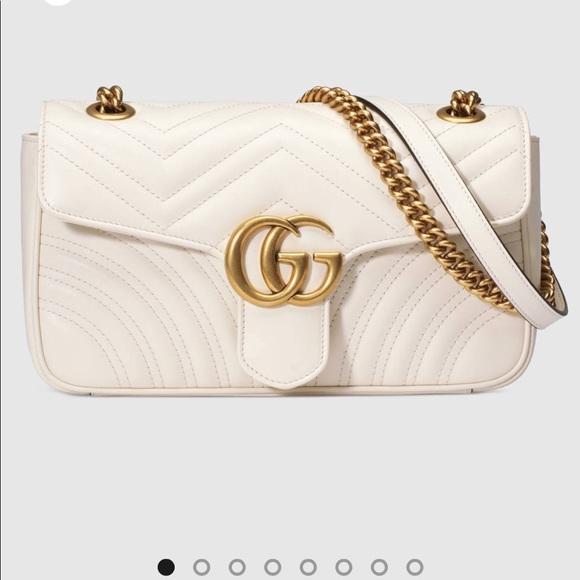 c01639f68820 Gucci Bags   Gg Marmont Small Matelass Shoulder Bag   Poshmark